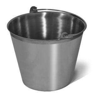 Sanitary Pail Without Handle